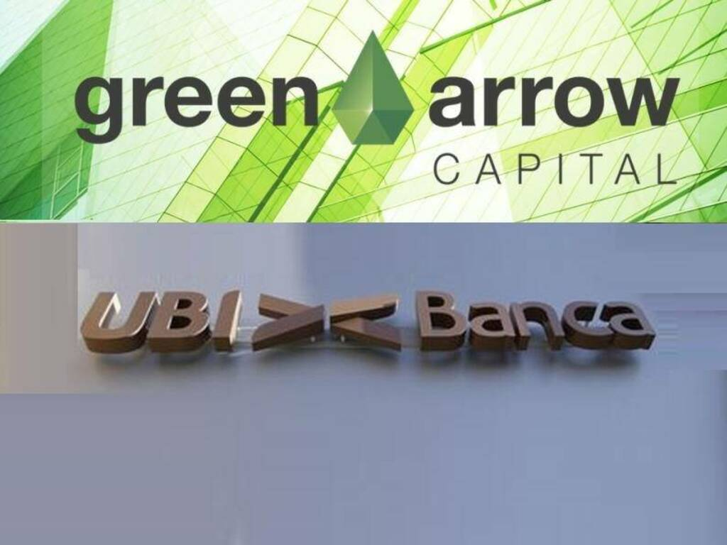Ubi Banca Investe In Green Arrow Capital Bergamonews