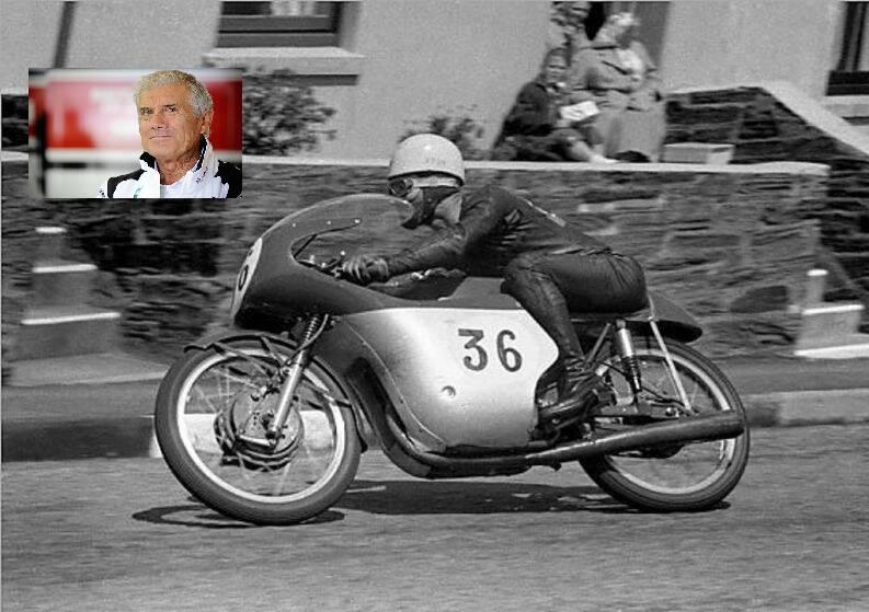 Giacomo Agostini - Carlo Ubbiali