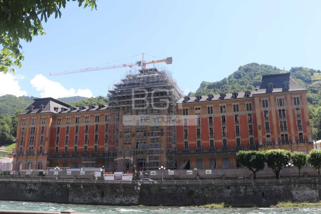 Grand Hotel San Pellegrino Terme
