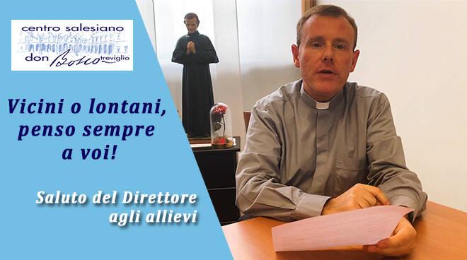 Il direttore dei Salesiani scrive agli allievi