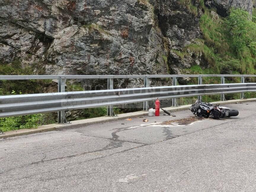 incidente a San Giovanni Bianco