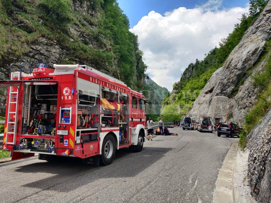 Incidente a Val Taleggio
