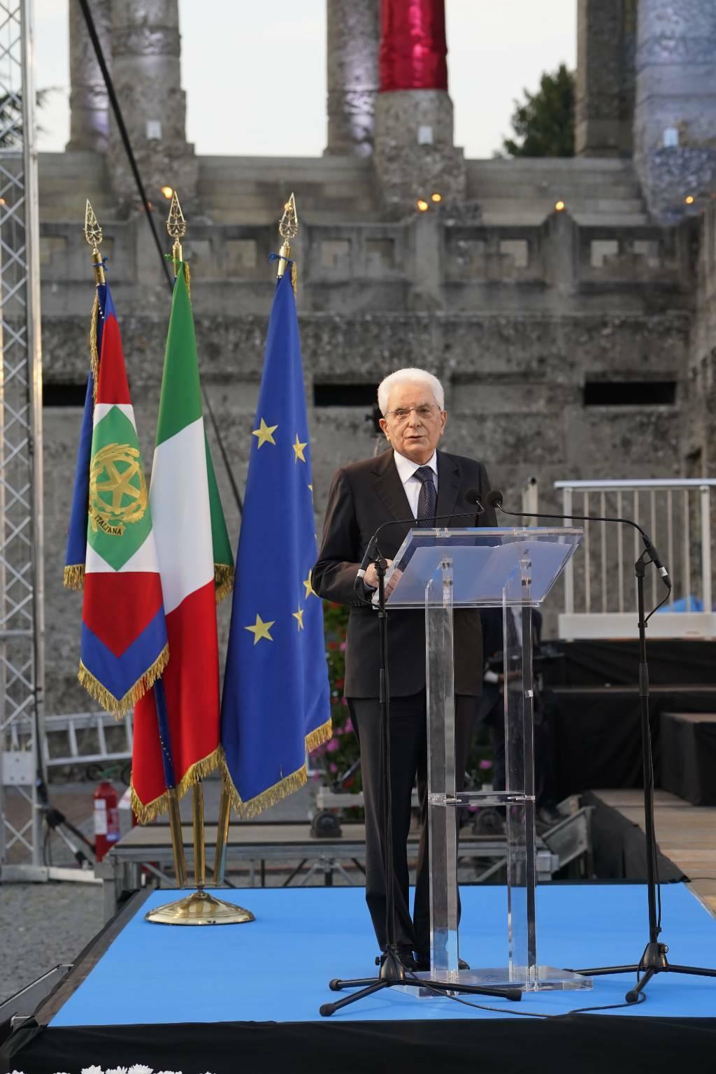 Mattarella a Bergamo per la Messa da Requiem