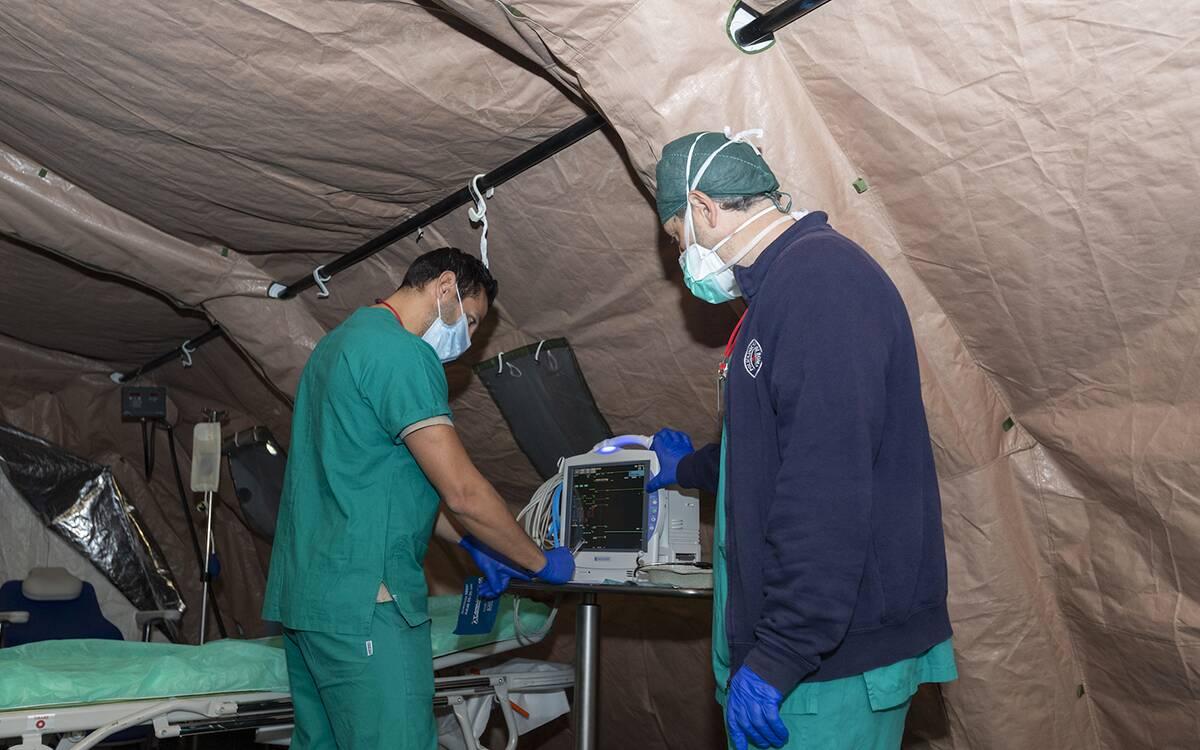medici esercito