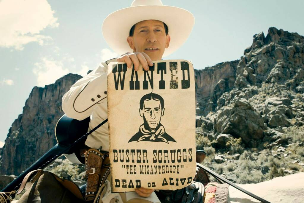 miniserie western Coen