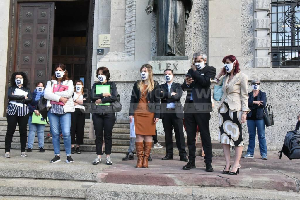 Noi denunceremo, le famiglie delle vittime del Covid in Procura