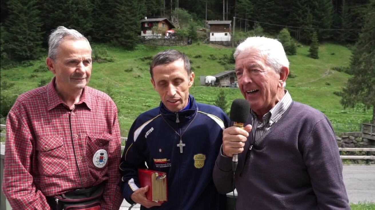 Raimondo Balicco - Don Franco Torresani