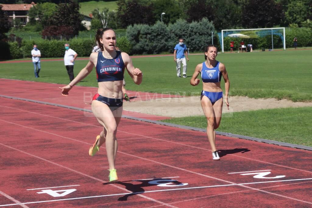 Ripartenza atletica leggera - Brusaporto 2020