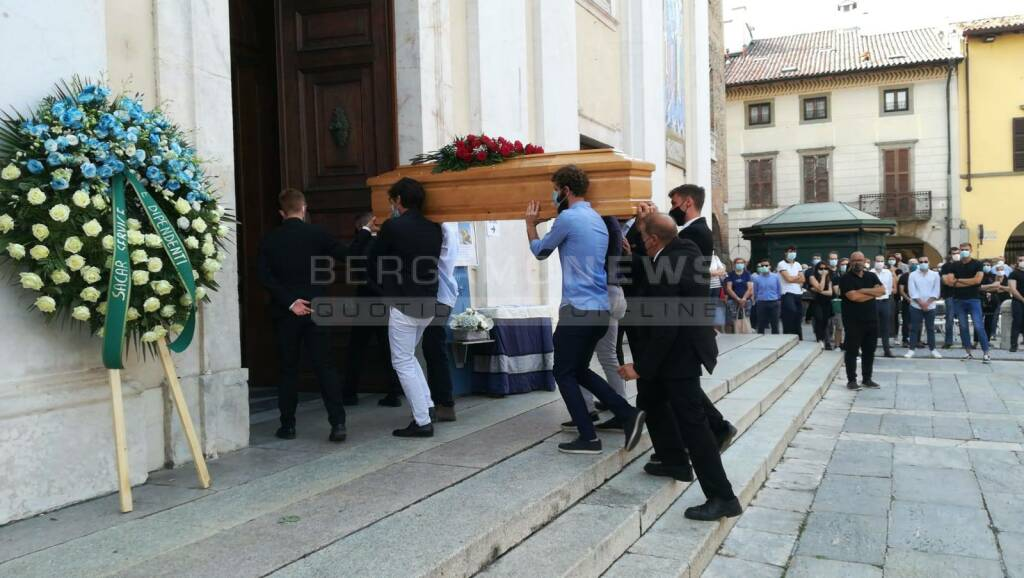 saverio ghilardi funerale romano