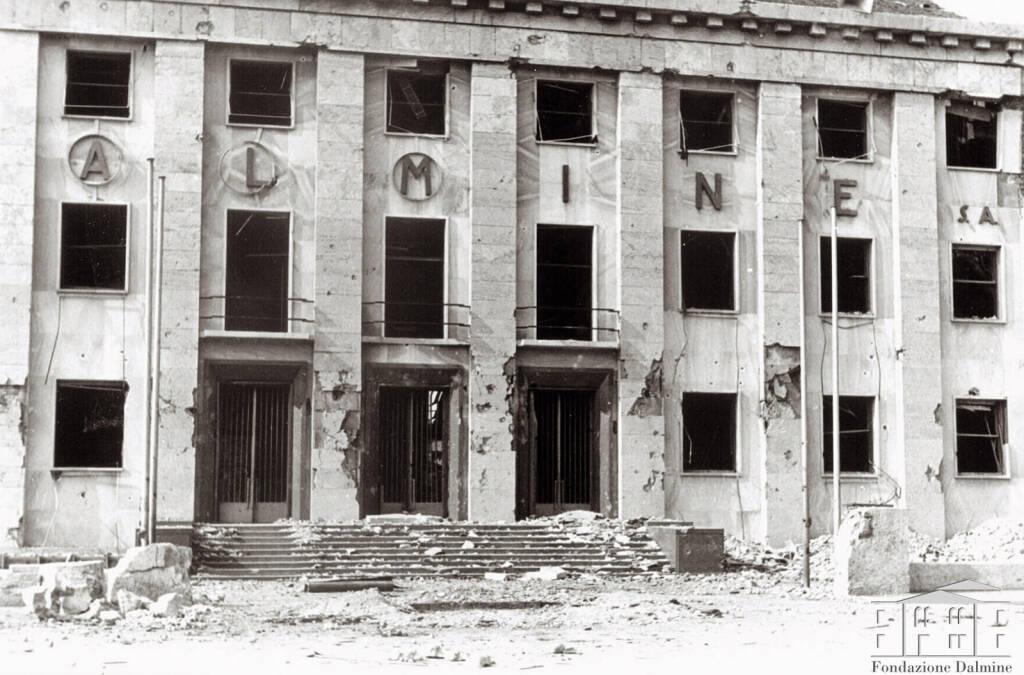 6 luglio 1944: il bombardamento di Dalmine