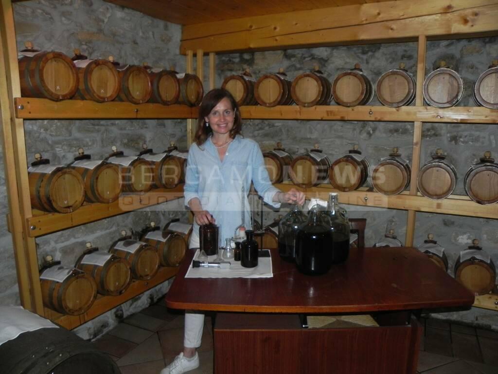 A Bergamo si produce uno dei migliori aceti balsamici d'Italia