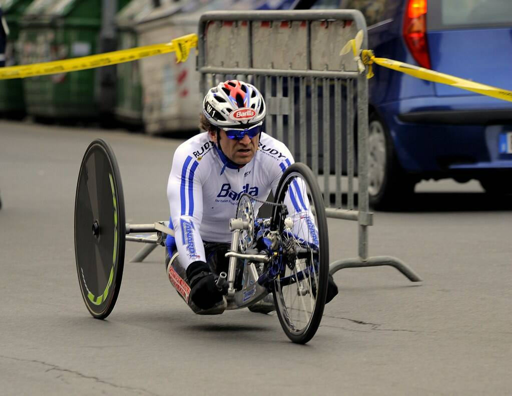 alex zanardi foto Flickr