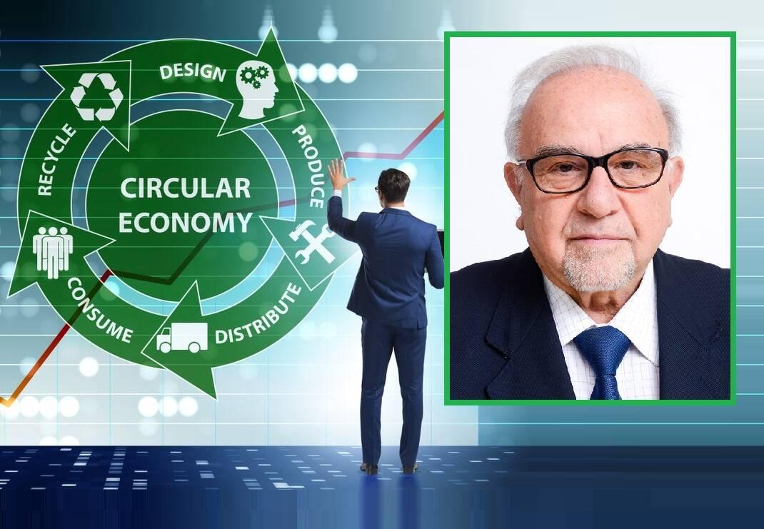 Antonello Pezzini - economia circolare