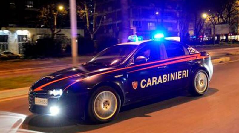 carabinieri sera notte