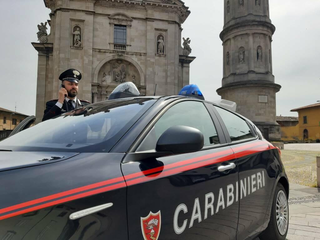 carabinieri treviglio