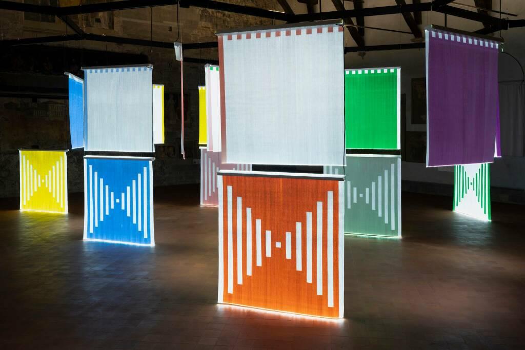 Daniel Buren - Illuminare lo spazio a Palazzo della Ragione