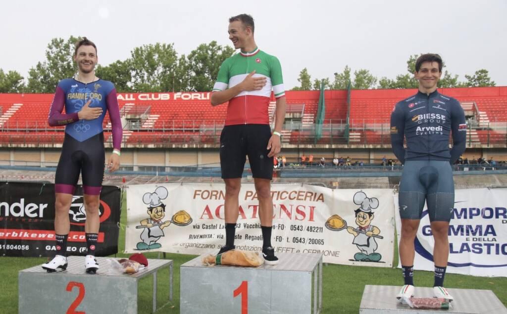 Davide Plebani e Stefano Moro - Campionati Italiani inseguimento individuale 2020