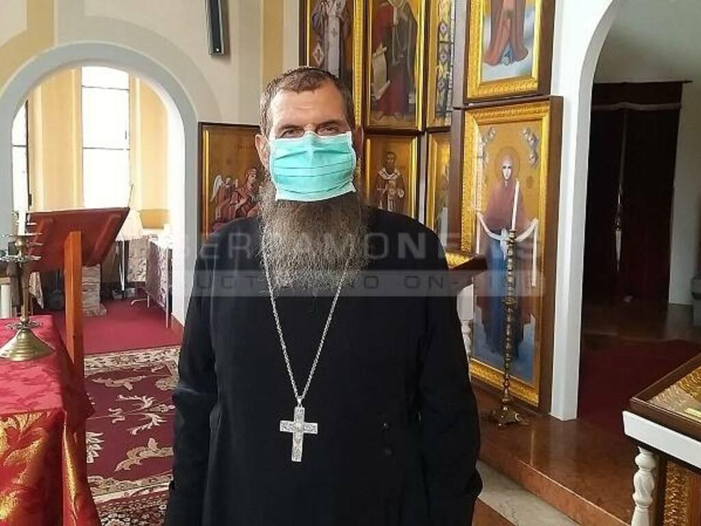 padre Gheorghe Velescu