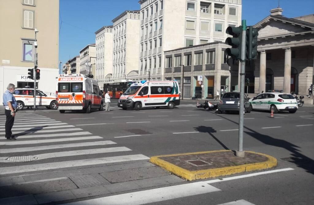 Incidente Porta Nuova