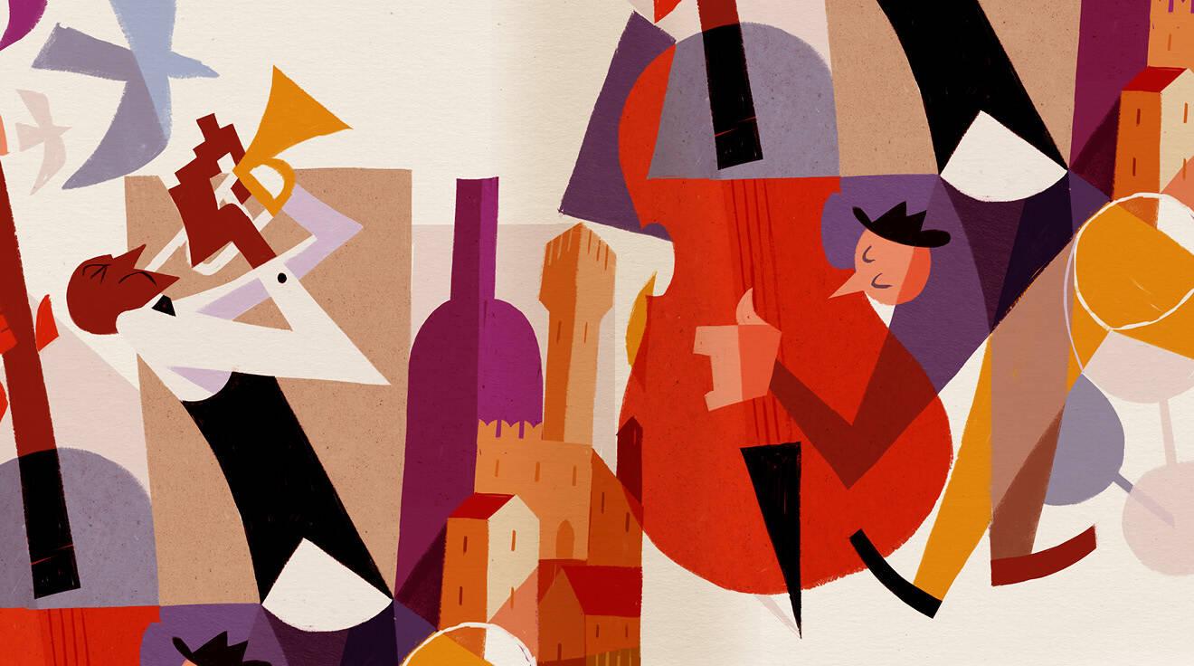 Jazz&Wine in Montalcino