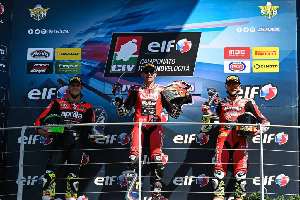 Michele Pirro - Campionato Italiano Velocità Mugello 2020
