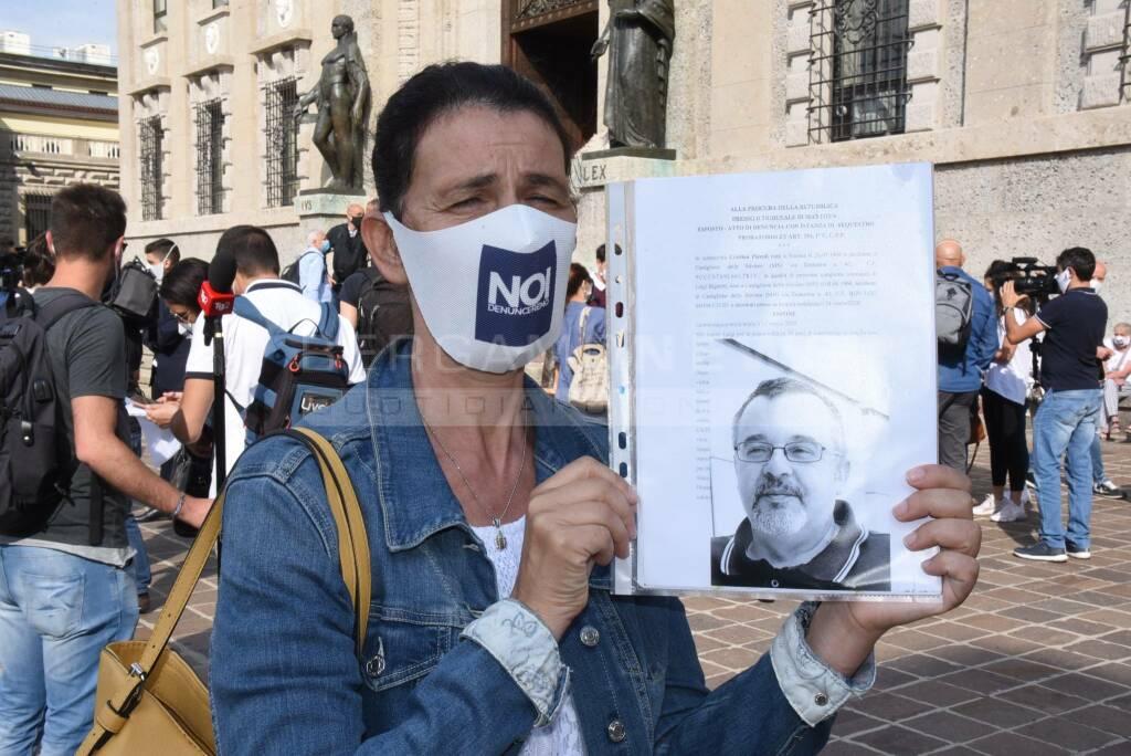 Noi denunceremo, altre famiglie delle vittime del Covid in Procura