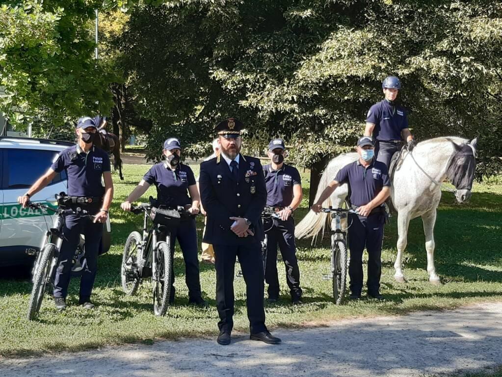Polizia dell'Unione, in Val Seriana controlli anche a cavallo
