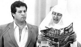 Renato Pozzetto e Rosa Schiavi