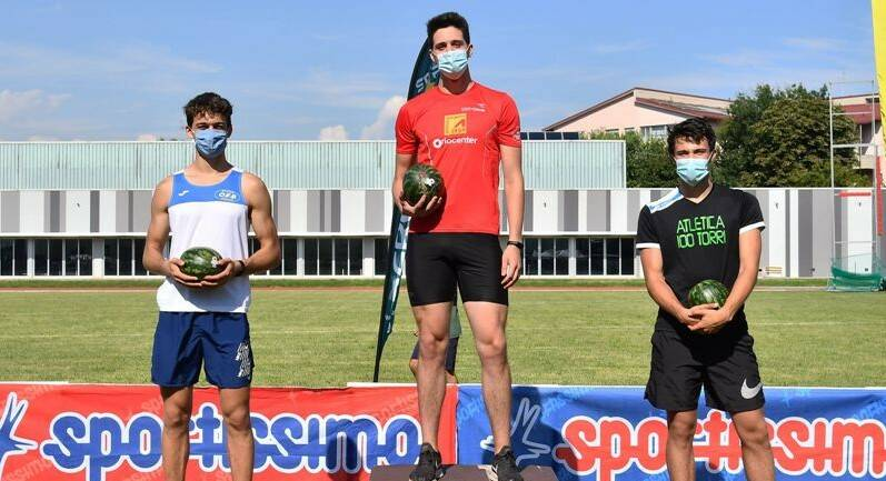 Simone Bonfanti - Trofeo dell'Anguria 2020