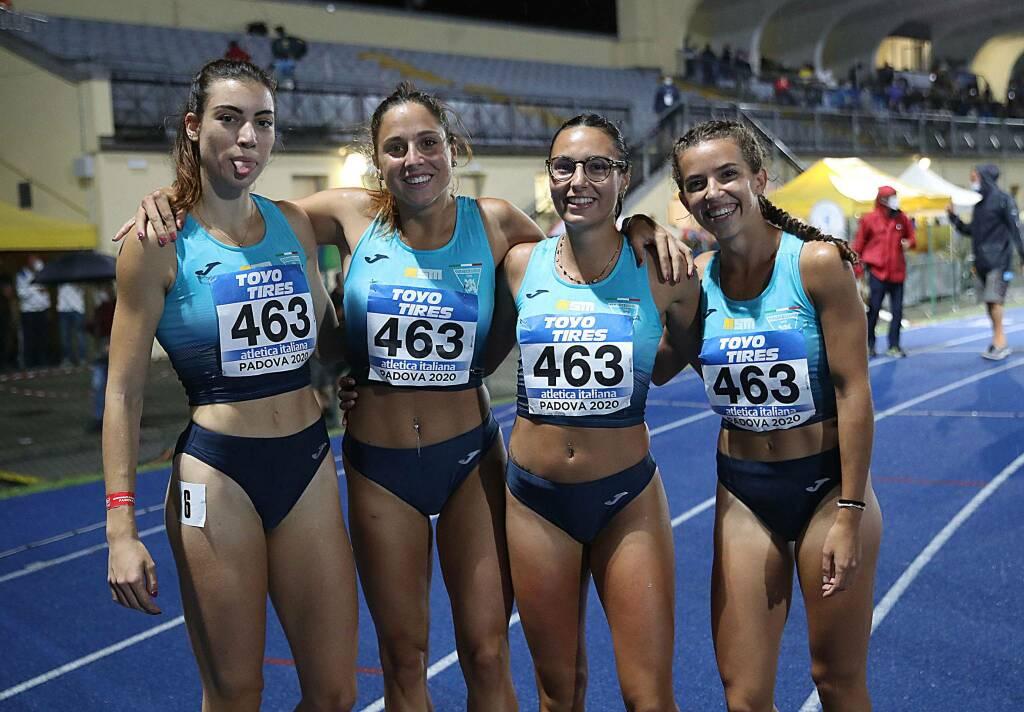 Alessia Pavese - Campionati Italiani Atletica Leggera 2020