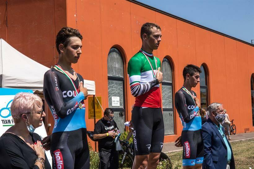 Andrea Piccolo e Antonio TIberi - Campionati Italiani Under 23