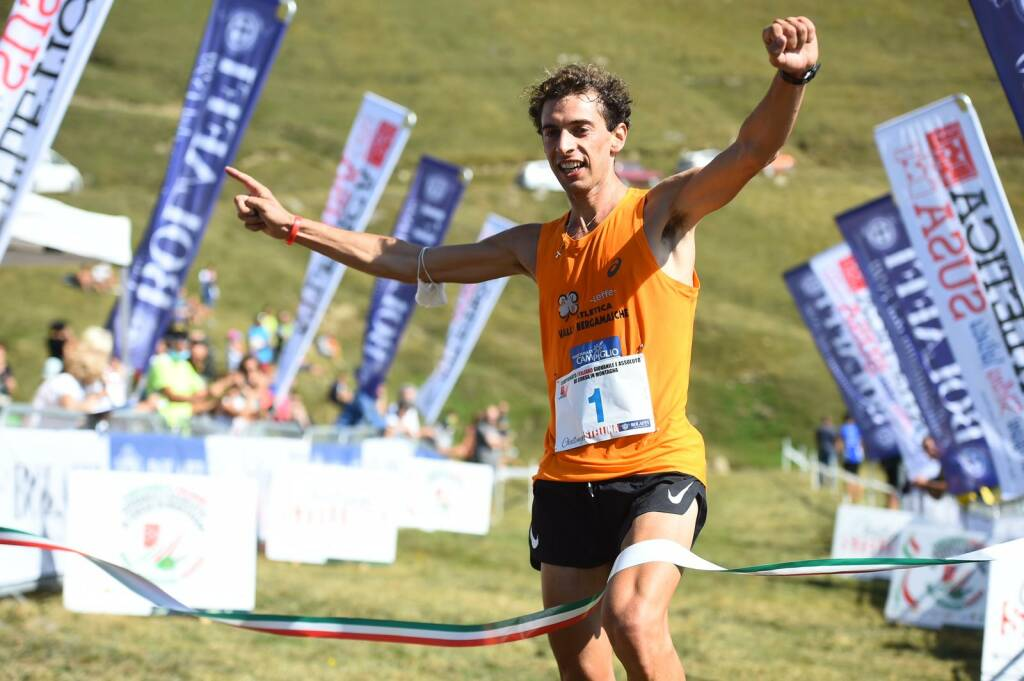 Cesare Maestri - Campionati Italiani di corsa in montagna 2020