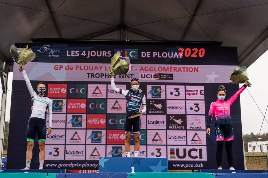 Chiara Consonni - GP de Plouay 2020