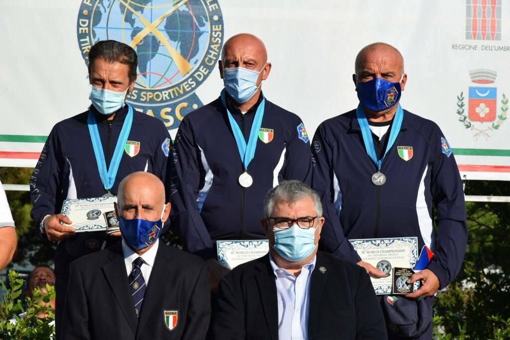 Graziano Borlini - Campionati del Mondo Fossa Universale 2020