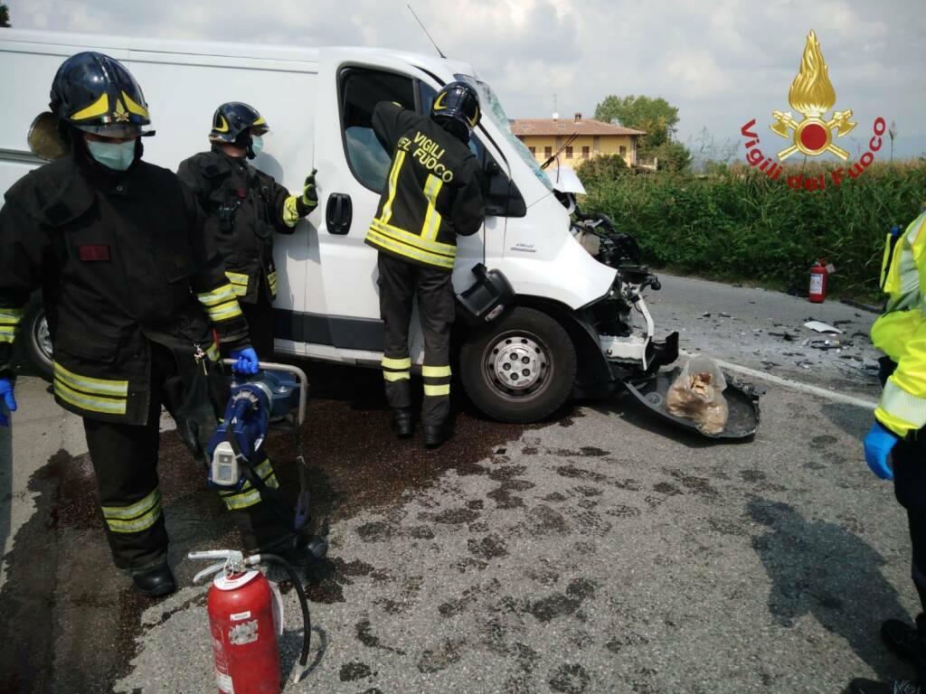 Incidente Cavernago