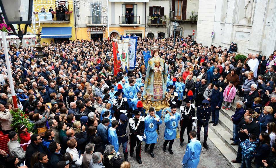 Madonna della Libera Abruzzo