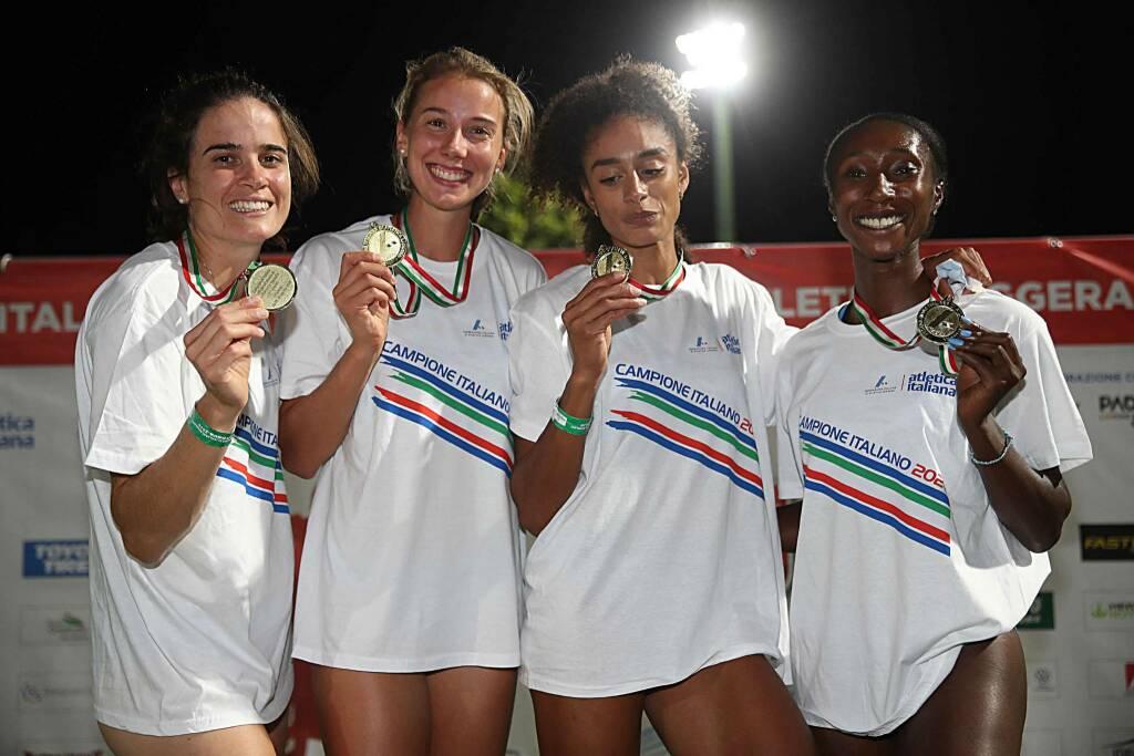 Marta Milani - Campionati Italiani 2020