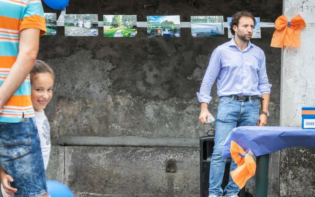 Massimo Morstabilini a Clusone