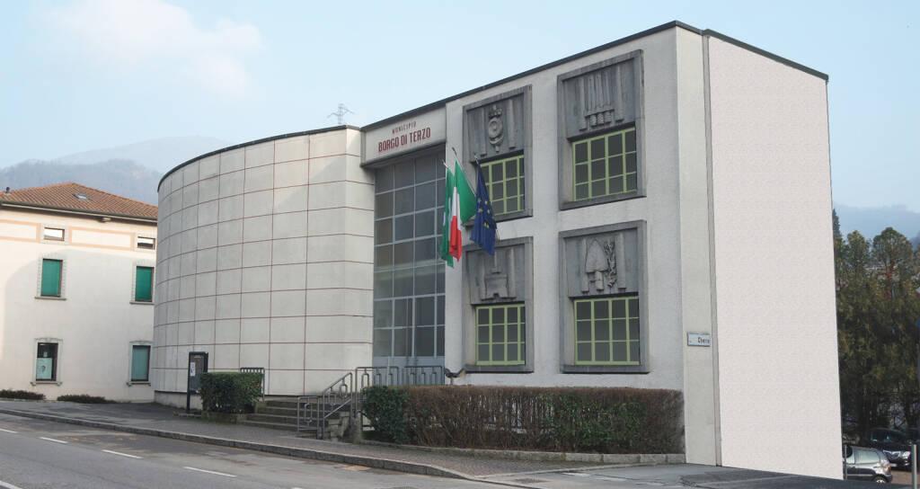 municipio di borgo di terzo