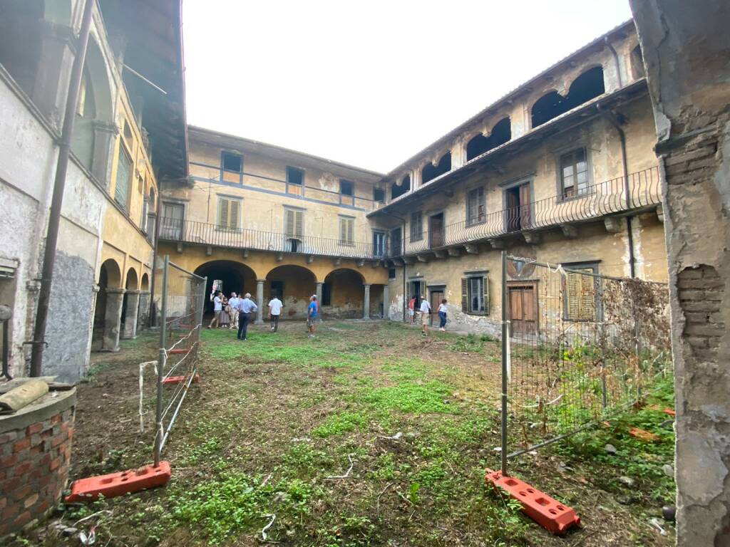 Palazzo Bettoni a Casazza