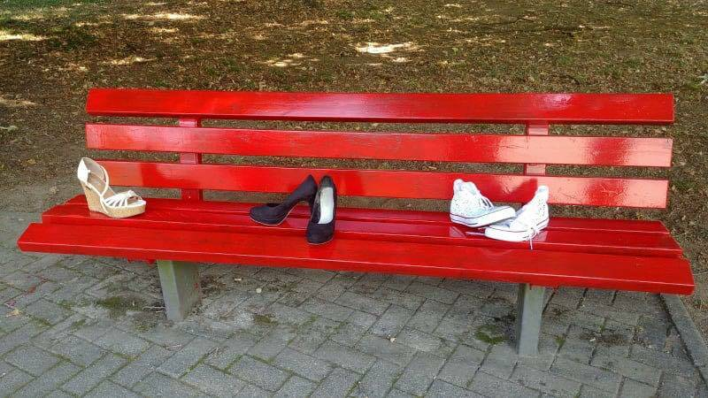 panchina rossa stezzano