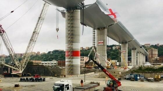 Ponte di Genova, la ricerca dell'Università di Bergamo