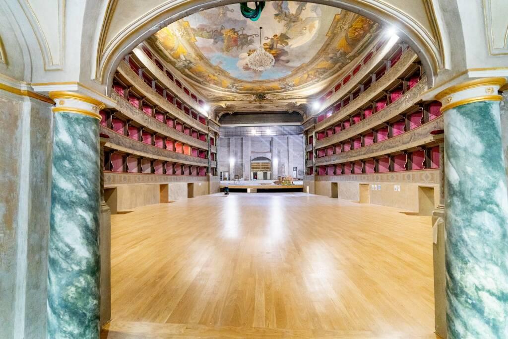 Prosegue il restyling del Donizetti