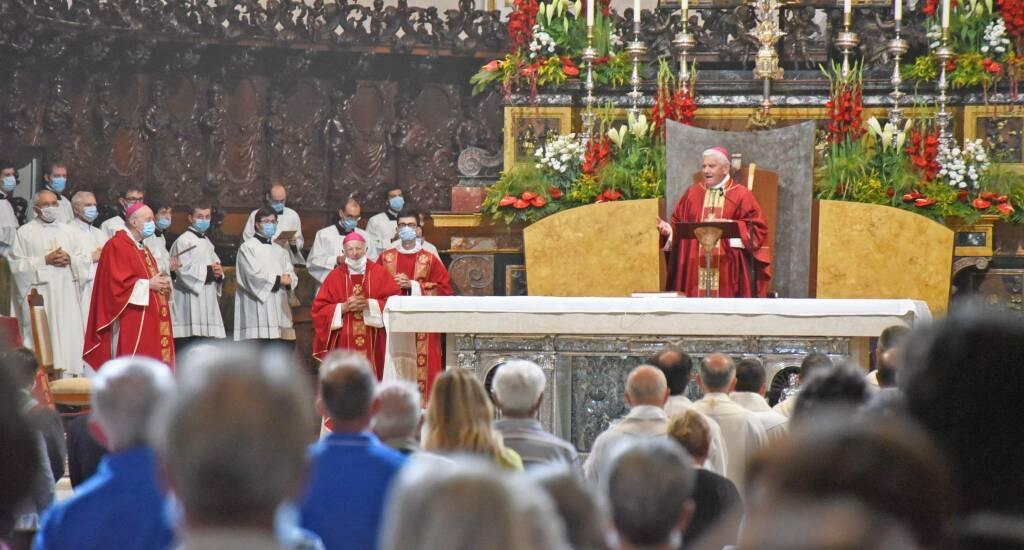 Solennità di Sant'Alessandro 2020