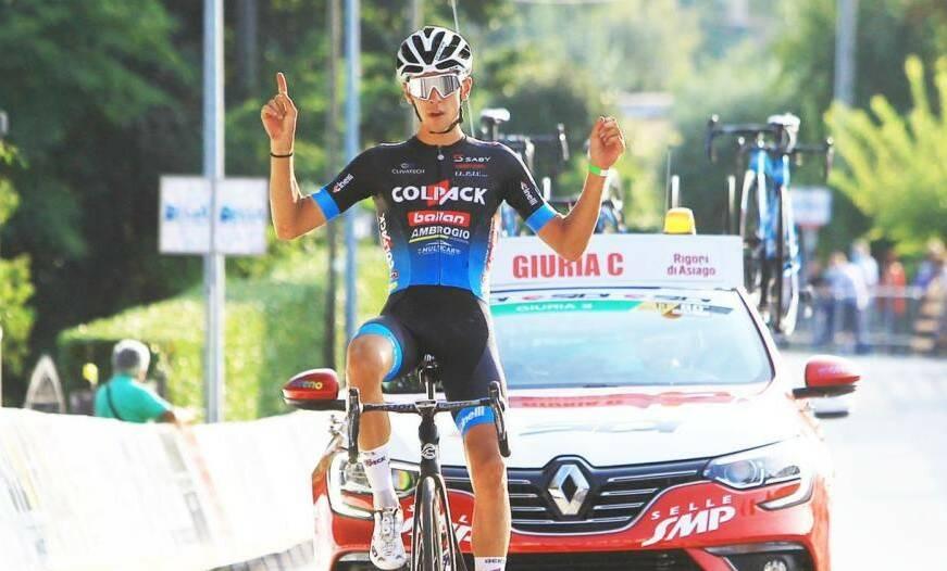 Antonio Tiberi - Trofeo San Vendemiano 2020