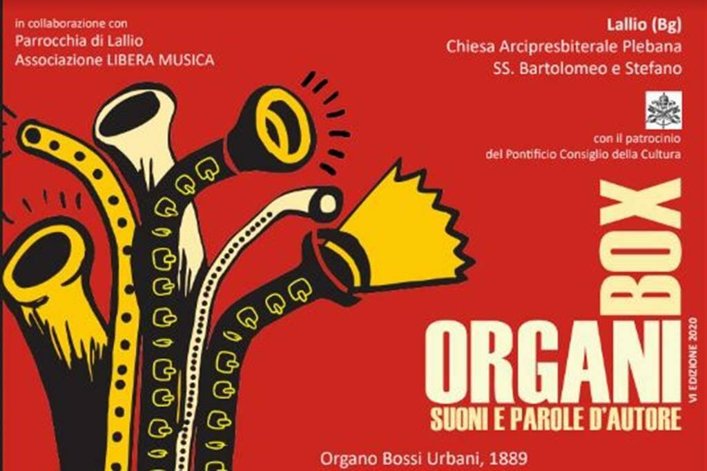 box organi lallio