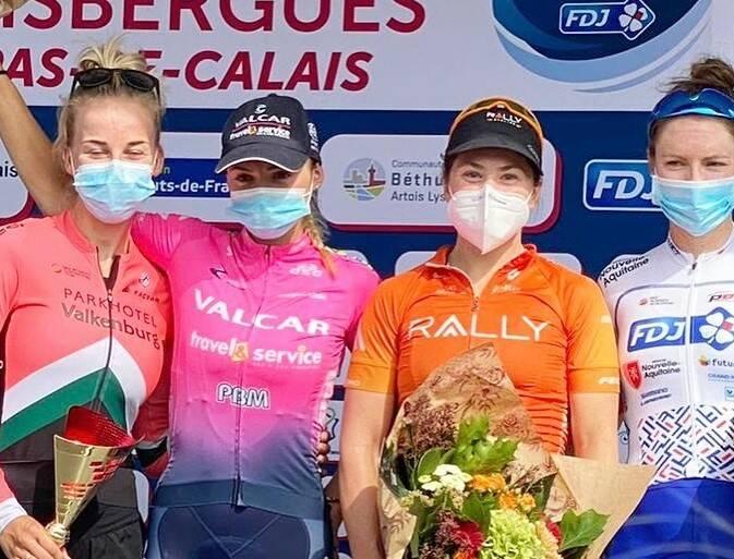 Chiara Consonni - Grand Prix d'Isbergues 2020