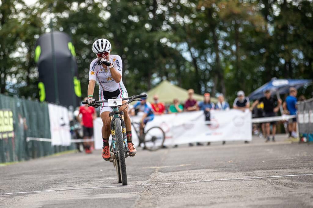 Chiara Teocchi - Campionati Italiani Cross Country 2020