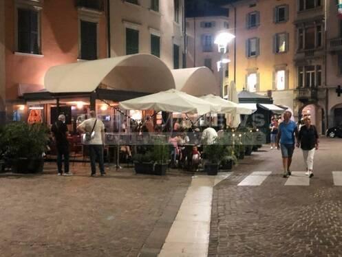 Dehor a Bergamo