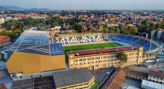 Gewiss Stadium Atalanta